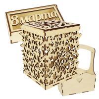 Кашпо, коробки, ящики