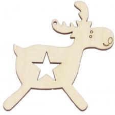 Фигурка Олень со звездой
