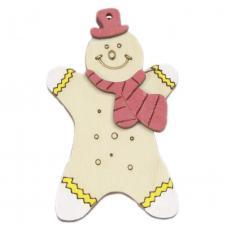 Печенька с шарфом
