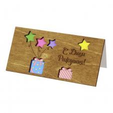 купить Купюрница С Днем Рождения подарки со звездами
